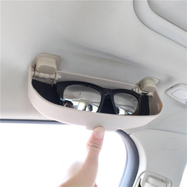 Car Glasses Box Case Sunglasses Cage Storage For Chevrolet Cruze Malibu  Trax Captiva Cobalt