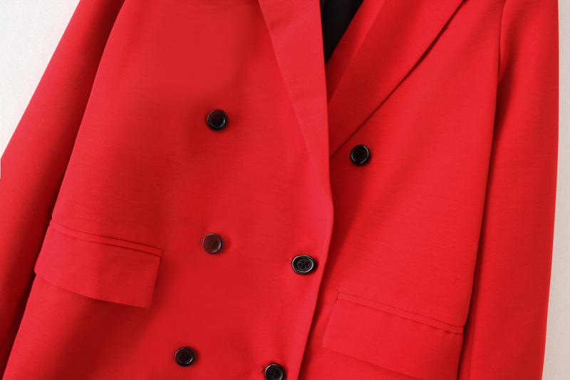 Red Blazer 15