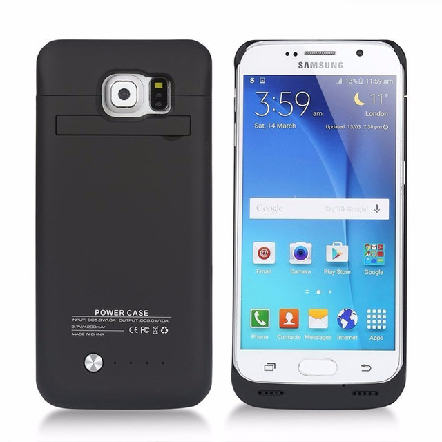 galaxy s6 charging case
