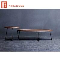 living room furniture design tea coffee wood table