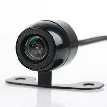 Eunavi Mini Color CCD Reverse Backup Car Rear View Camera Waterproof 30 million pixels