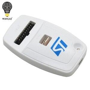 Image 2 - WAVGAT ST LINK/V2 ST LINK V2(CN) ST LINK STLINK אמולטור להוריד מנהל STM8 STM32 מלאכותי מכשיר 100% חדש לגמרי