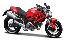 Maisto 1 12 31189 Ducati Monster 696 MOTORCYCLE BIKE Model FREE SHIPPING