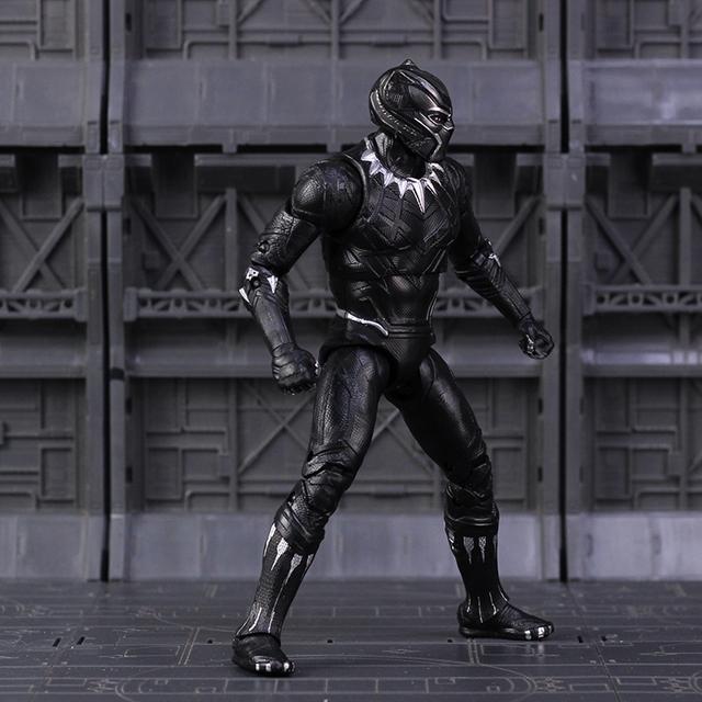 Marvel All Avengers Infinity War 7″