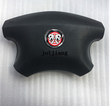 Car airbag cover for Dongfeng popular handsome steering plate cover free shipping logo free shipping!