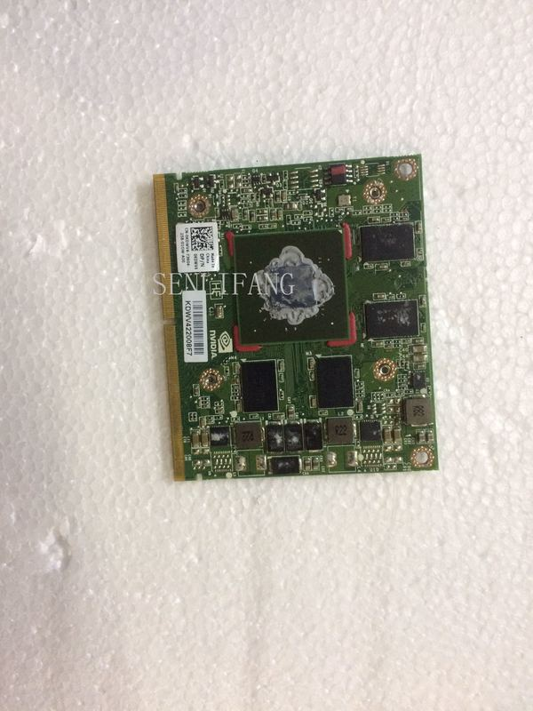 Free Shipping SHELI For Dell PMY8Y M4600-Nvidia-Quadro-2000M-2GB-SDRAM-Video-Card-Graphic