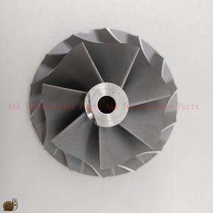 Image 2 - HX35/HX35W  Turbo Compressor Wheel 54x78mm supplier AAA Turbocharger parts