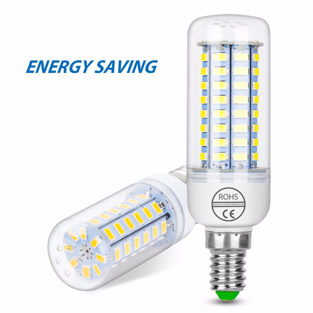 E14 LED Bulb 3W LED Candle E27 Corn Lamp 220V GU10 LED 9W Home Lights Bombillas 5W Lamparas 5730SMD 7W 12W 15W 18W 20W 25W