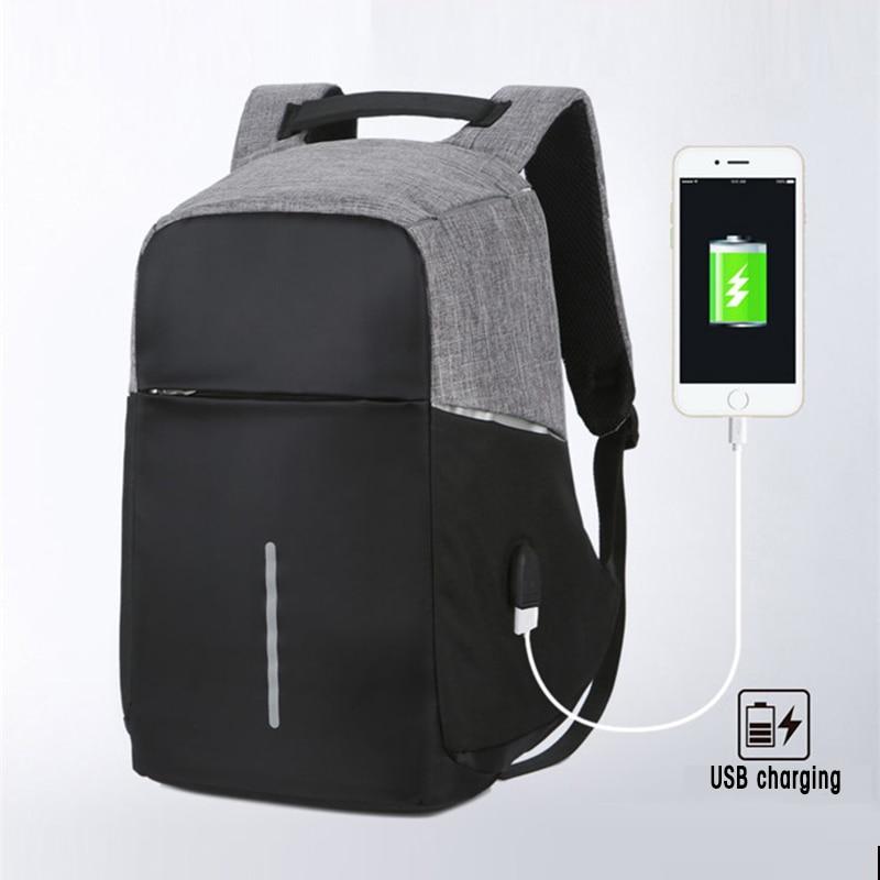 Anti theft laptop backpacks Men Multifunctional Waterproof backpack Travel Bag Casual Computer Bag for dropshipping wholesaler
