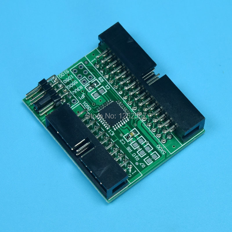 81 83 705 Auto Reset Permanent Chip Decoder For HP Designjet 5000 5500 5000pc 5500ps 5100 HP81 HP83 HP705 Plotters рюкзак для ноутбука 15 6 case logic ibira ibir 115 черный