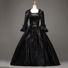 058da9a9e9b13 Compra dress gothic period gown y disfruta del envío gratuito en ...