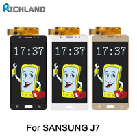 LCD Replacement For Samsung Galaxy J7 2016 J710 SM J710F J710M J710H J710FN LCD Display Touch