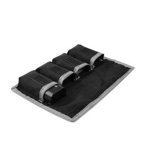 Image 1 - Meking リチウム電池収納ポケットポーチ防水ナイロンキヤノン LP E6 LP E8 ソニー NP FW50 EN EL14 EN EL15 4