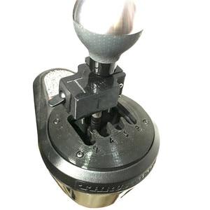 Image 4 - 16 สปีดShifterโมดูลสำหรับLogitech G25/G27/G29/TH8A/FANATEC SQยูโรอเมริกันรถบรรทุกมาตรฐานProfessional Edition
