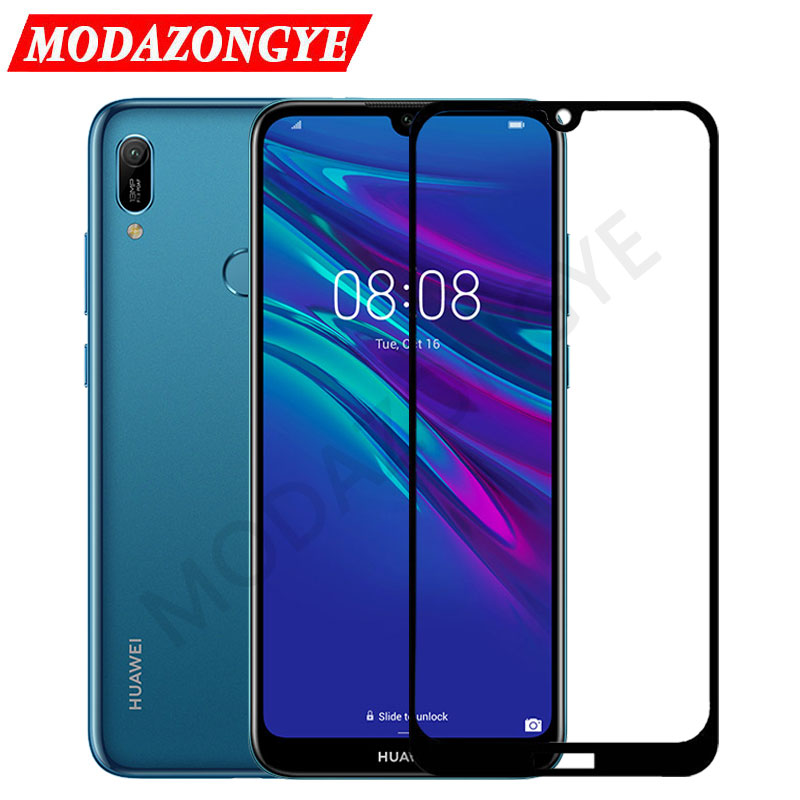 Huawei Y6 2019 Glass Screen Protector Tempered Glass For Huawei Y6 2019 MRD-LX1 MRD-LX1F Y 6 Y6Pro 2019 Protective Glass Film