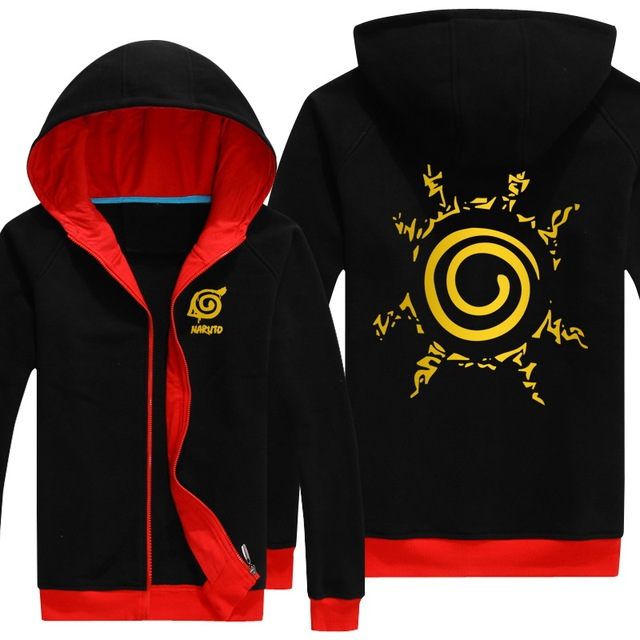 Naruto Uchiha Sasuke Sharingan Hoodie Sweatershirt