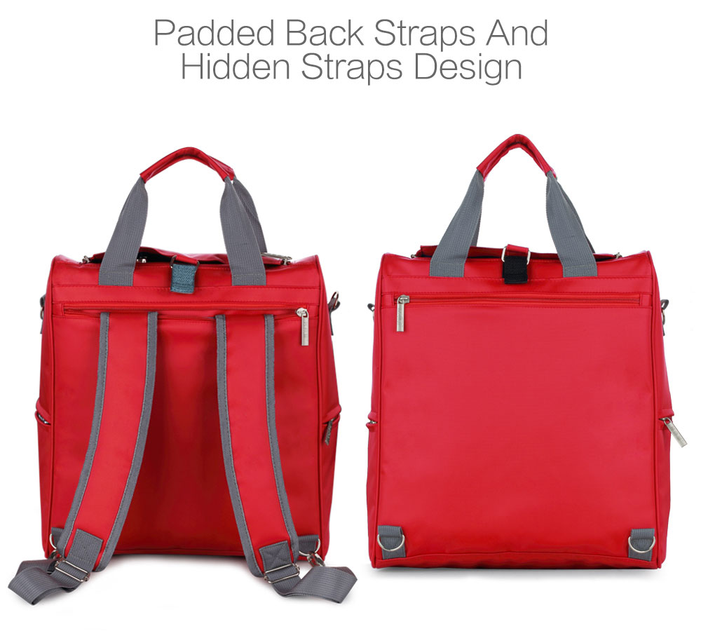 08bf60015a16 New Style Fashion Baby Diaper Backpack Multifunctional Mommy Bag Backpack  Changing Bags Nappy Bags-in Diaper Bags from Mother & Kids on  Aliexpress.com ...