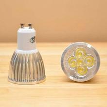 Led Spotlight 5x3W 15W MR16/GU10/E27 Dimmable LED SpotLight Bulb Lamp Aluminum Spotlight LED Bulbs Warm white / White