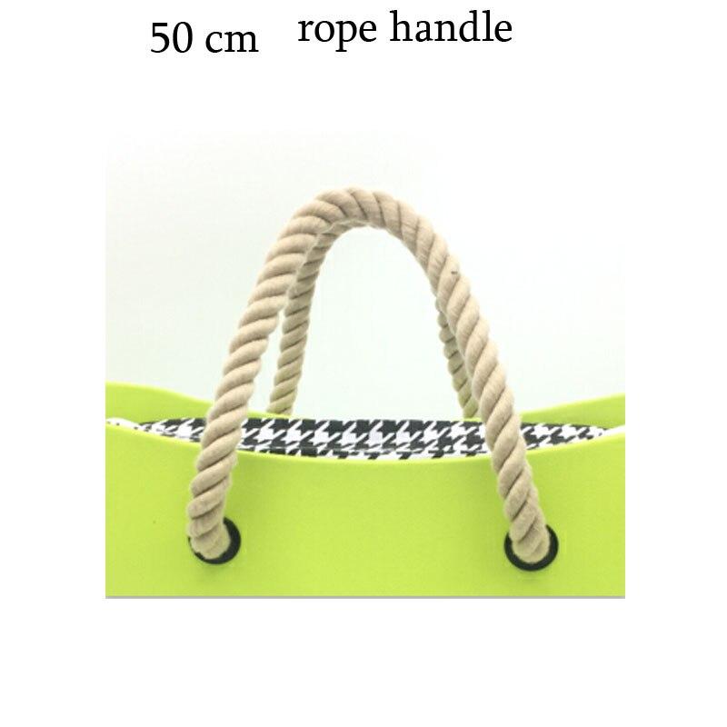 673c6809fbadff Beste Kopen 1 Paar 50 Cm Beige Touw Voor Mini Size O Bag Goedkoop ...