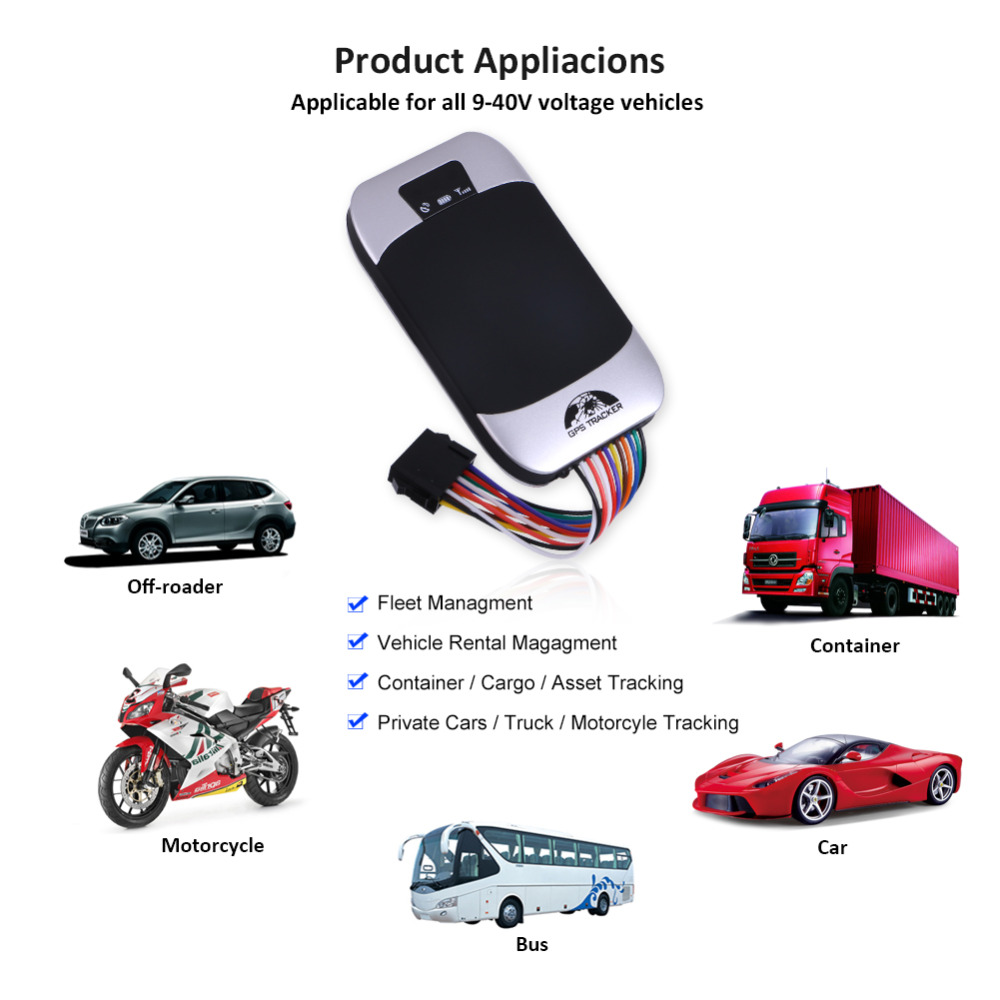Gps Tracking For Cars >> Us 26 99 18 Off Gps Tracker Car Gps Locator Coban Tk303f Waterproof Cut Off Oil Vehicle Tracker Fuel Detect Realtime Tracking Device Shock Alarm In