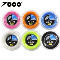 Top quality PA70 reel 200m badminton String