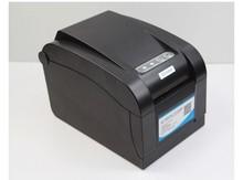 Hohe qualität Thermische barcode pritner stitker drucker mit USB + Ethernet + Serielle schnittstelle papier breite 16mm-82mm etikettendrucker