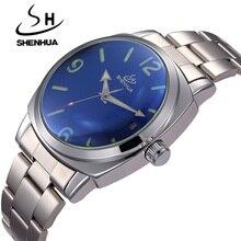 Automatic Men Watches Top Luxury Brand SHENHUA Male Waterproof Date Clock Machinery Watches Man Automatic Self Wind Wrist Watch