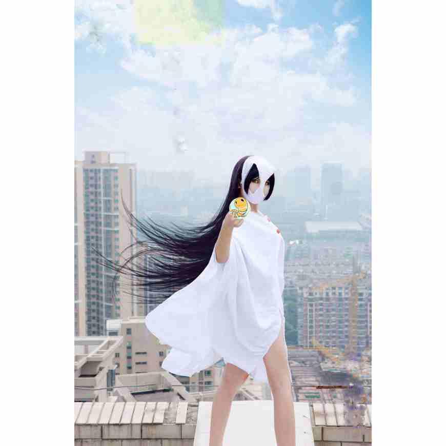 Shimoneta: A Boring World Where The Concept Of Dirty Jokes Doesn't Exist Shimoseka Ayame Kajou Setsugen No Ao Cosplay Costume