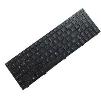 Neue US Beleuchtete Tastatur für LENOVO Lenovo Y500 Y590 Y510P Y510 Notebook Tastatur mit hintergrundbeleuchtung-in Ersatz-Tastaturen aus Computer und Büro bei