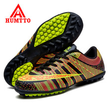 2017 Soccer Shoes Men Adults Turf Football Soccer Boots Hard Court Indoor Sports Sneakers Kids Football Boots Soccer Cleat Shoes