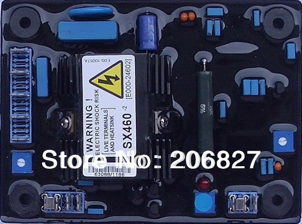 AVR SX460 FOR GENERATOR Regular FREE SHIPPING 460 AUTOMATIC VOLTAGE REGULATOR avr sx460 for generator common carton supplier made in china free shiping to usa