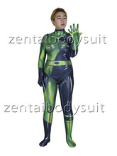 3D Print Shego Cosplay Bodysuit Superhero Spandex Lycra Zentai costume Halloween Cosplay Party suit free delivery цена