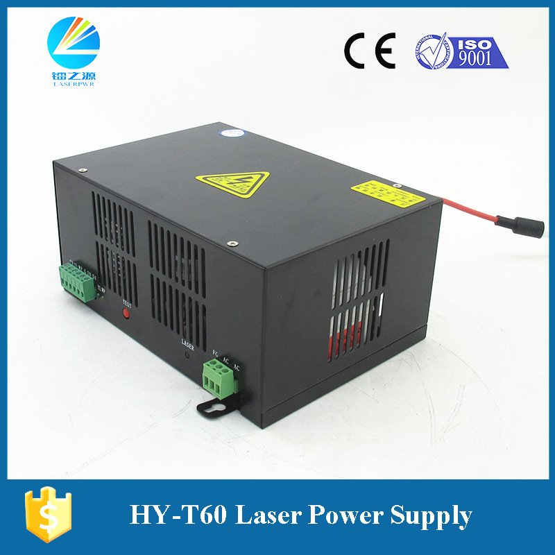 Hair Extensions & Wigs Faithful Hy-t60 450w High Voltage Switching Model Laser Power Supply For Co2 Laser Engraving Machine