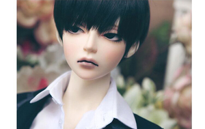 Image 4 - HeHeBJD 1/3 إيفان ذكر bjd دمى رائجة البيع أزياء جميلة تشكل عيون مجانية
