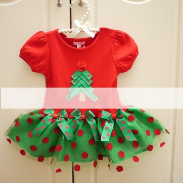 ropa de los nios del beb de la navidad ropa girl vestidos infantis nios del vestido