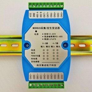 Analog output 0-5V/0-10V/4-20ma/0-20ma Modbus communication RS232 isolation 485(China)