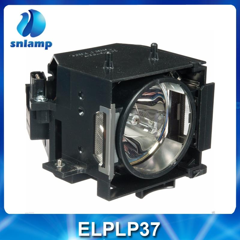 ФОТО Compatible projector lamp bulb ELPLP37 V13H010L37 for  EMP-6100 PowerLite 6100i EMP-6000
