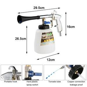 Image 3 - Bearing tornador пена для чистки оружия высокого давления Автомобильная шайба tornador Поролоновый пистолет для автомобиля tornado espuma инструмент для мойки автомобиля Поролоновый пистолет для стайлинга автомобиля