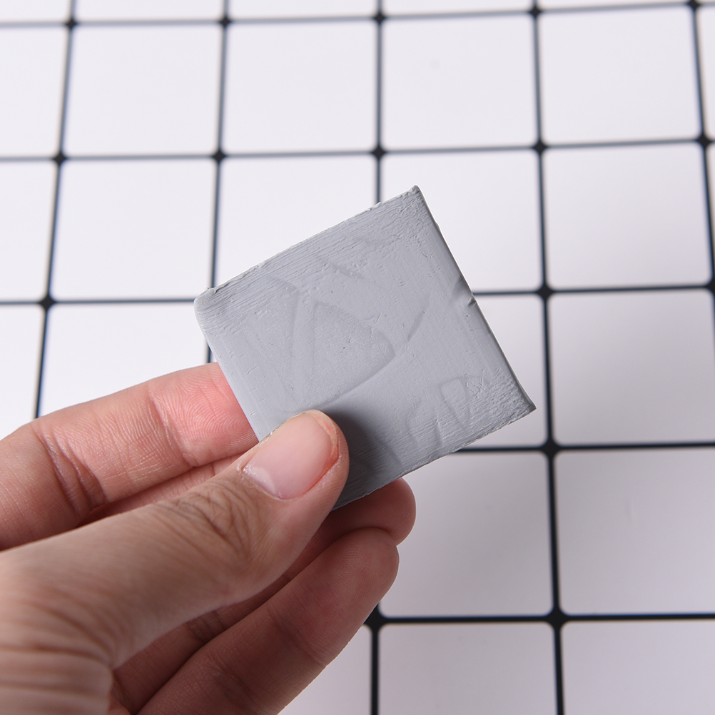 1pcs Plasticity Rubber Soft Eraser Wipe Highlight Kneaded Rubber For Art Painting Design Sketch Drawing Plasticine Stationery