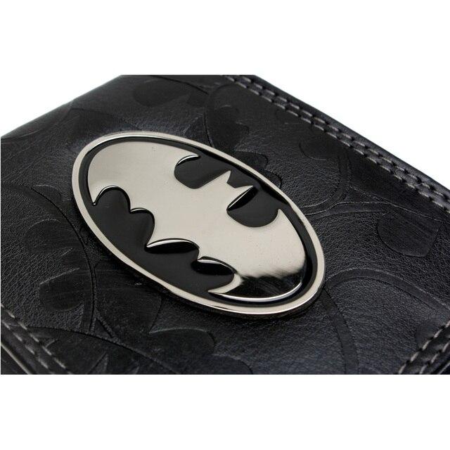 Кошелек Бэтмен эмблема №4 3