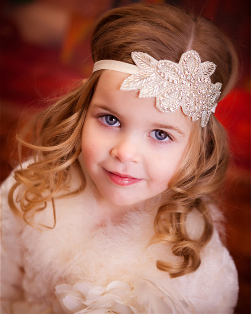 baby wedding headband hair band headband wedding bridal hair