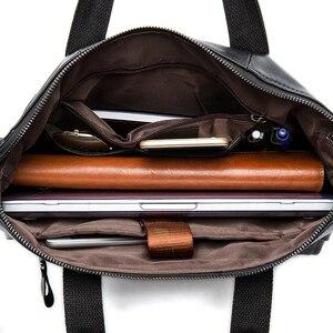 Image 5 - MVA الرجال حقائب جلدية حقيقية حقائب الرجال حقيبة حقائب حقائب مكتبية حقيبة رجالية جلدية حقيبة لابتوب الأعمال حقائب
