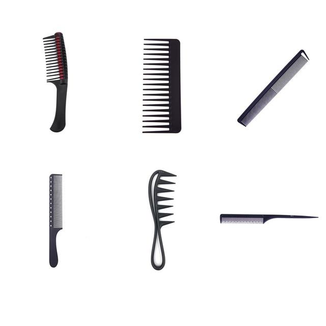7 סגנון נגד נשירת שיער רולר מסרק שיער קרלינג מסרק מברשת שיער שיער סטיילינג כלים שיער אביזרי גבוהה באיכות סטיילינג מסרק
