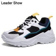 Мужские кроссовки; удобная модная брендовая обувь; Мужская прогулочная обувь; унисекс; zapatillas hombre; брендовая дышащая женская спортивная обувь