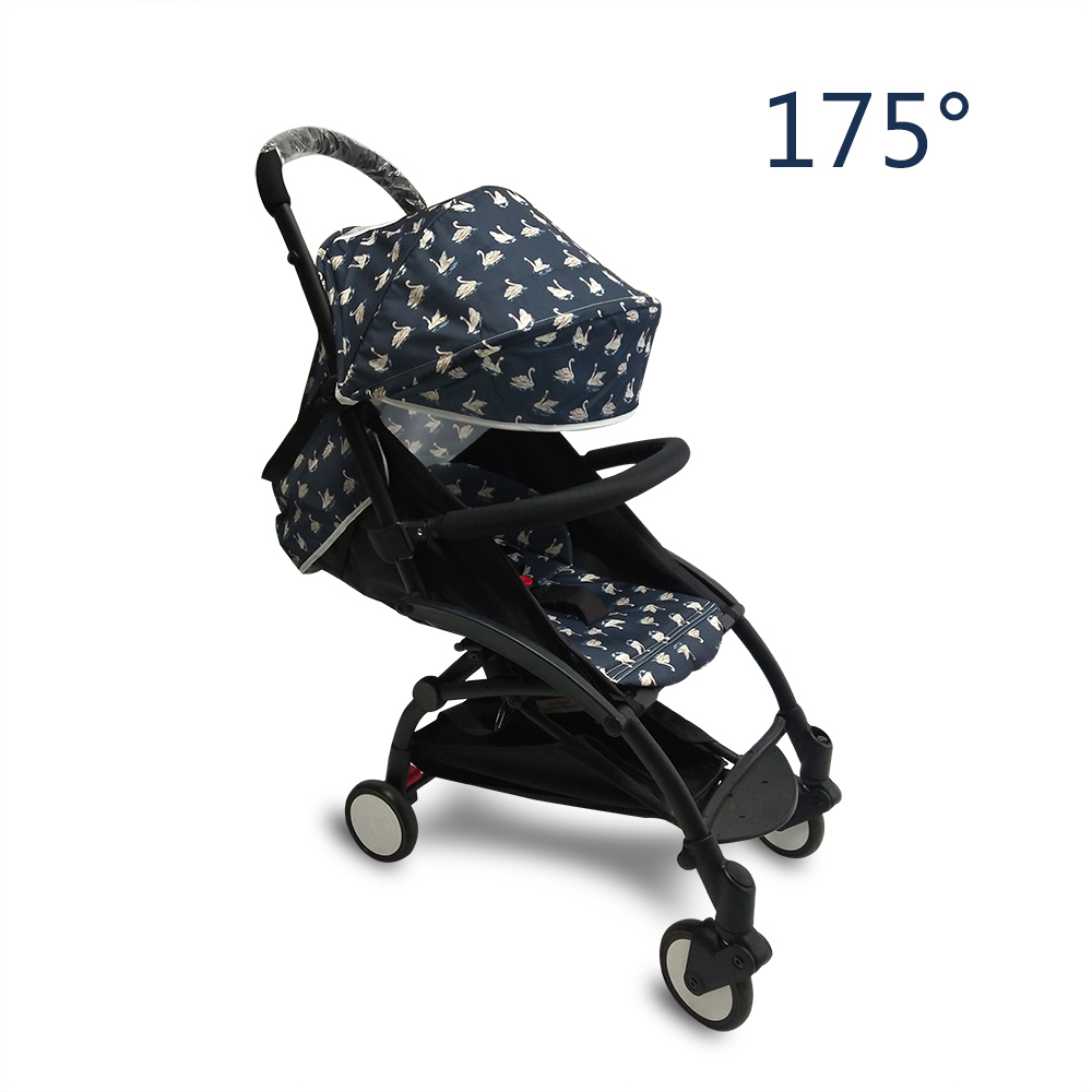 175 Degrees Stroller Sun Shade And Cushion Pad For Baby Yoya Babyzen Yoyo Pram Accessories Seat Liners Hood Canopy Cover