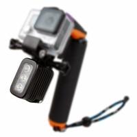 Gopro 30M Waterproof Underwater Diving LED Video Light for Gopro Hero 1 2 3 3+ 4 5 6 7 SJCAM SJ4000 SJ6000 Xiao Yi Sport Camera