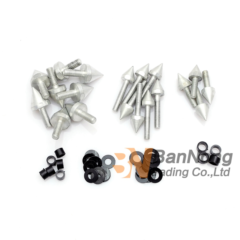 Motorcycle Plastic Fairing Screws Fairing Bolts Bodywork