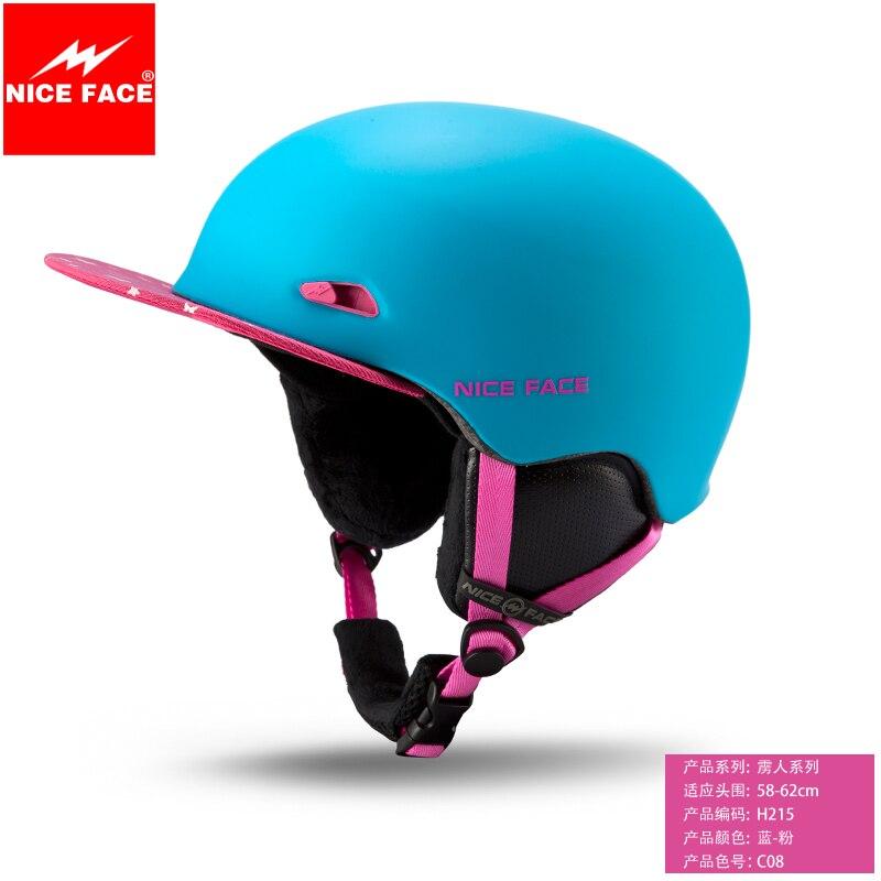 Nouveau casque de ski d'hiver hommes casque de ski femmes casque de ski ultra-léger respirant casque de snowboard casco esqui casque de ski homme