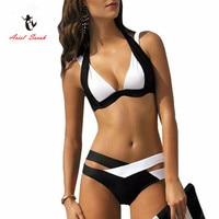 Bikini 2016 New Swimwear Women Sexy Push Up Bikinis Set Swimsuit Maillot De Bain Woman Swimwears