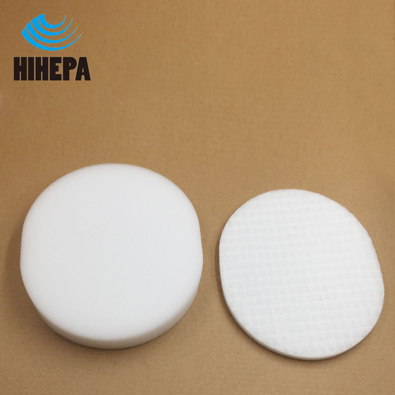 2set Vacuum Cleaner Foam & Felt Filters for Shark Navigator NV80 NV70 NV90 UV420 Vacuum Cleaner compatible parts Model #XFF80